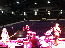 FM Soundcheck at Belfast Odyssey Arena 12 June 2011