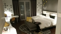 Great hotel room in Frankfurt