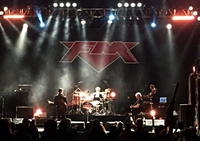 FM - Live at Pratteln Z7 Switzerland - 16 Nov 2015