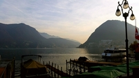 FM - Lake Lugano Switzerland scenery 17 Nov 2015