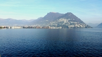 FM: View around Lake Lugano Switzerland 17 Nov 2015