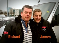Rich and James - FM Sound Engineers