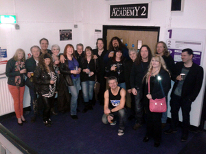 FM & VIP Pledgers - Manchester Academy 2 - 21 March 2013