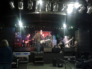 FM - Nuneaton 22 March 2013 - soundcheck