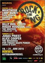 FM at Rock the Ring - 20 June 2015 poster