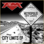 FM City Limits EP CD front