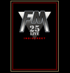 FM - Indiscreet 25 Live - DVD cover artwork